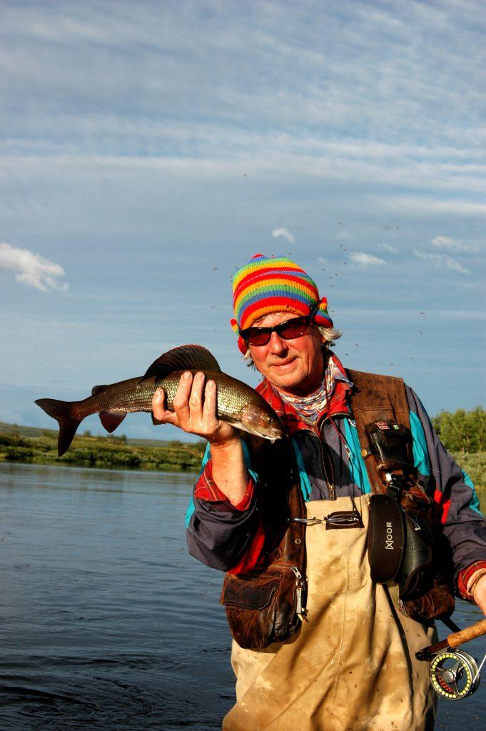 flyfishing Gunnar westrin
