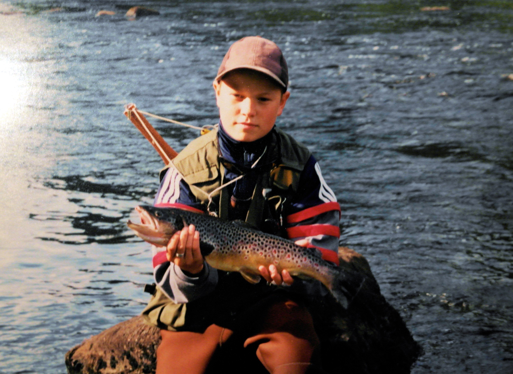 how to learn flyfishing