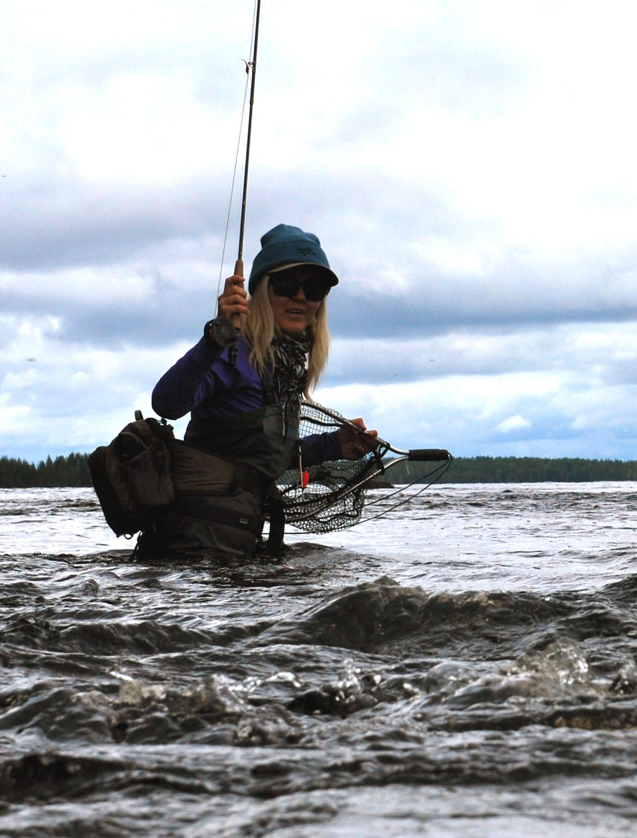 PietaPiiroinen flyfishing