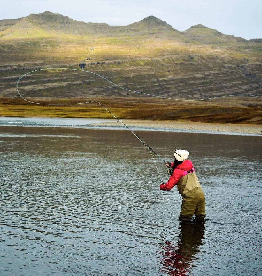 Learn fly fishing