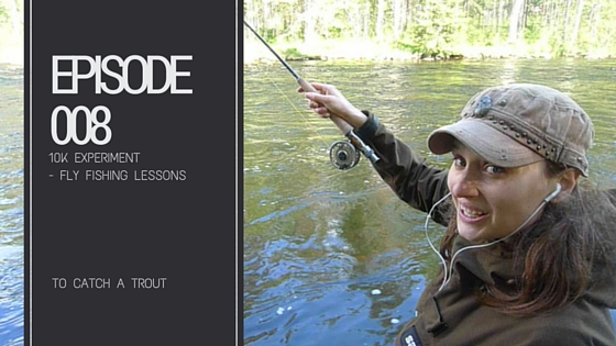 learn flyfishing