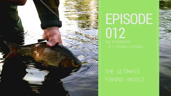 ultimate fishing hassle