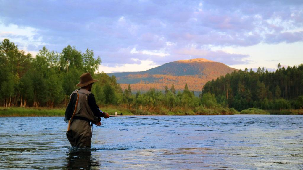 glomma river kvennan